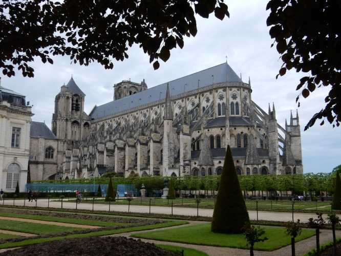 St Étienne Cathedral, Bourges