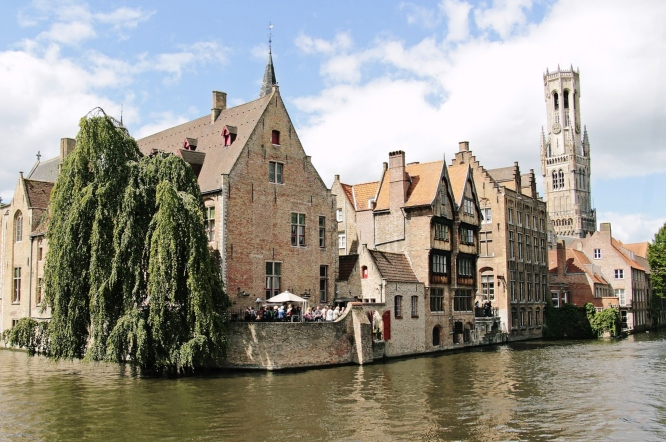 Bruges - Day trips from Paris to other countries