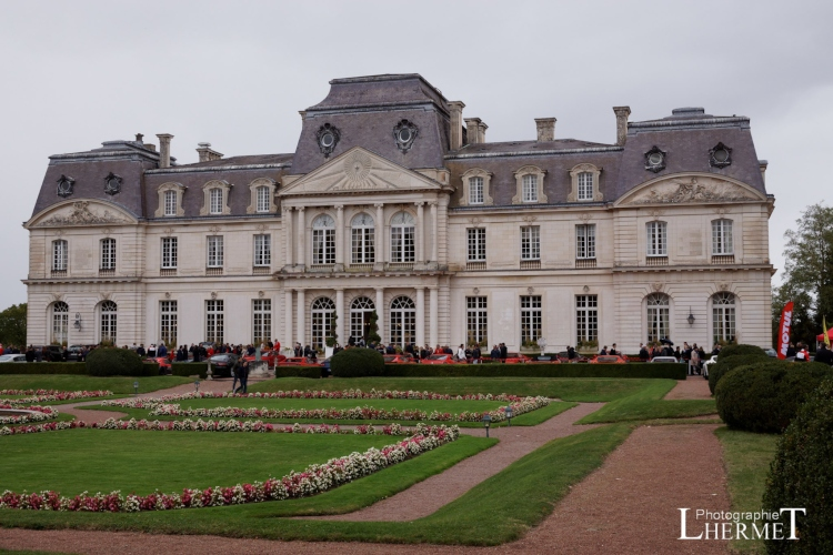 The Chateau d'Artigny, one of the best chateau hotels in the Loire Valley