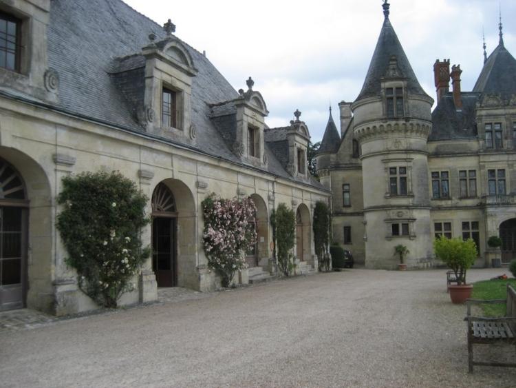 Château de la Bourdaisière, a Loire Valley chateau hotel perfect for the whole family