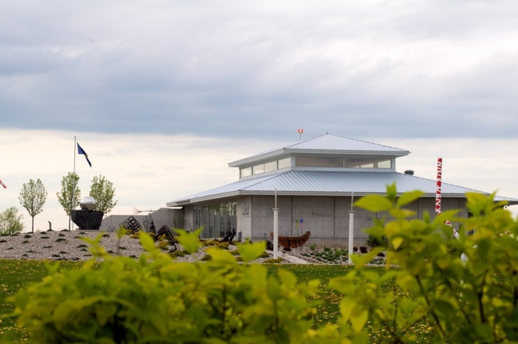 Huff Estates, one of the Prince Edward County wineries perfect for a romantic getaway