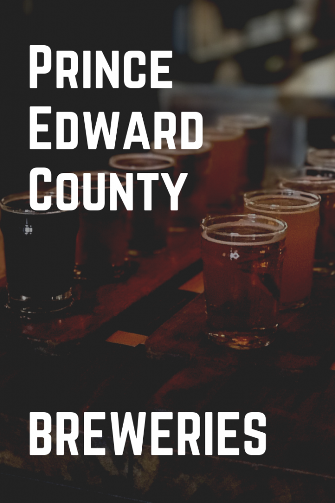 Prince Edward County Breweries