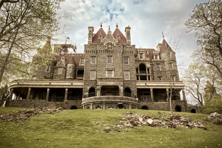Boldt Castle, one of the most popular attractions in Eastern Ontario