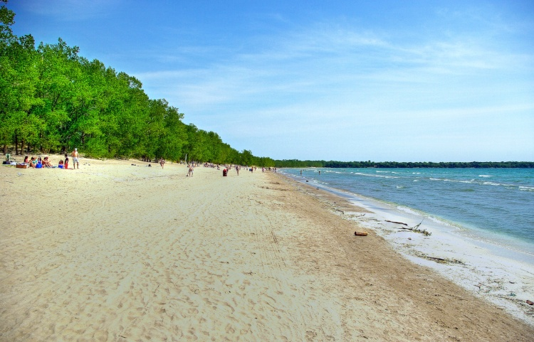 Attractions in Eastern Ontario Sandbanks