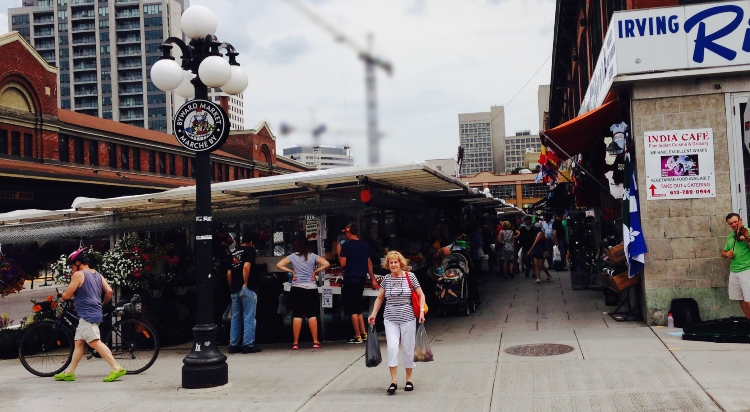 ByWard Market, the most popular attraction on our list of things to do in Ottawa