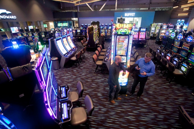 Shorelines Casino, one of the popular things to do for adults in Peterborough and the Kawarthas