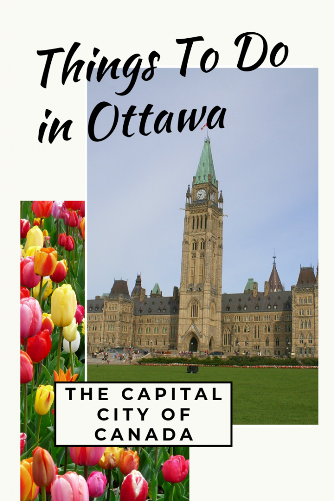 Things to do in Ottawa Pin