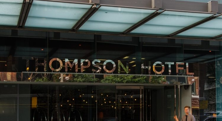 Thompson Toronto is one of the elite group of hotels with a rooftop pool