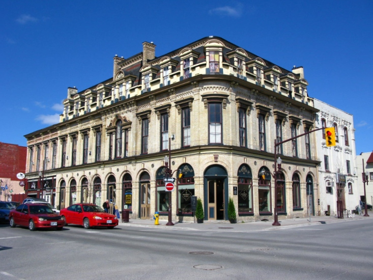 Downtown Peterborough