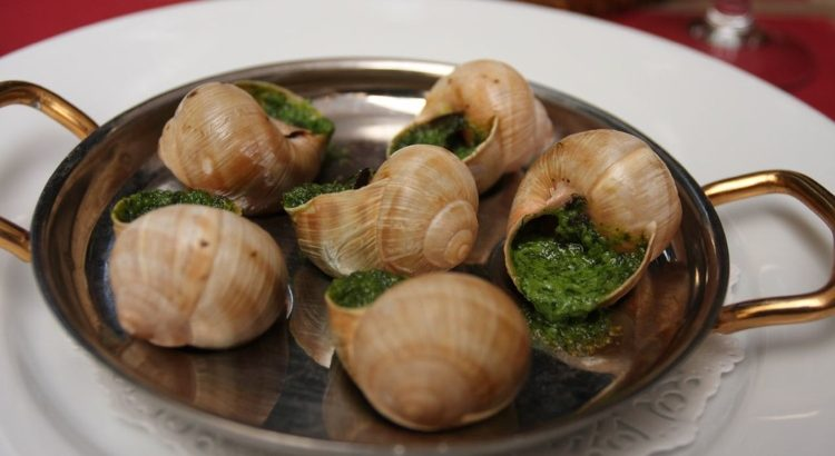 Escargots at L'Escargot Montorgueil, Where to Eat the Best Escargots in Paris