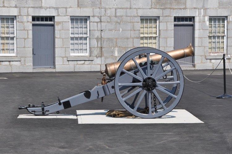 Fort Henry, one of the most well-known sights in Kingston