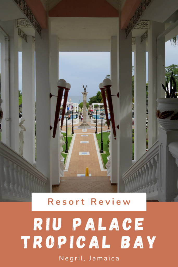 Riu Palace Tropical Bay Review Pin