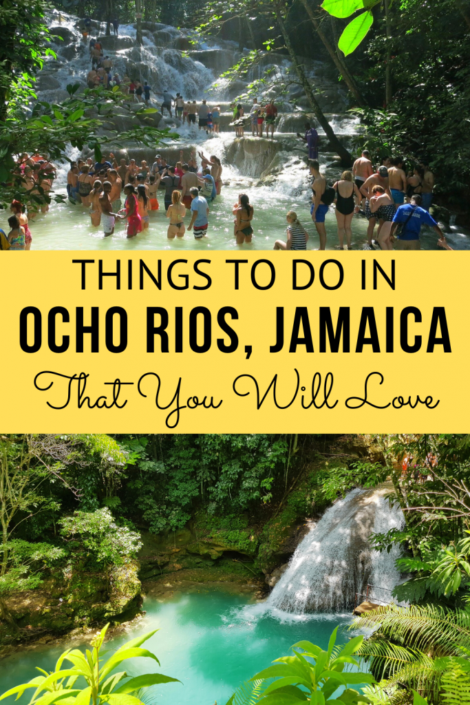 Things to do in Ocho Rios Pin