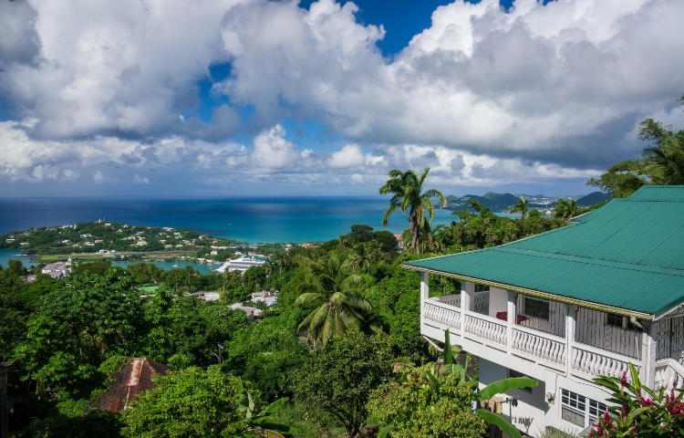 Morne Fortuné, things to do in St. Lucia