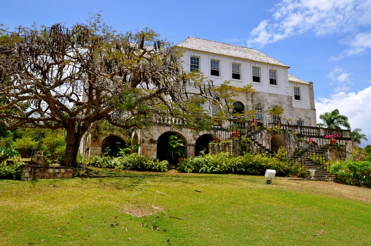 Rose Hall Great House, the most popular place to visit in Montego Bay.