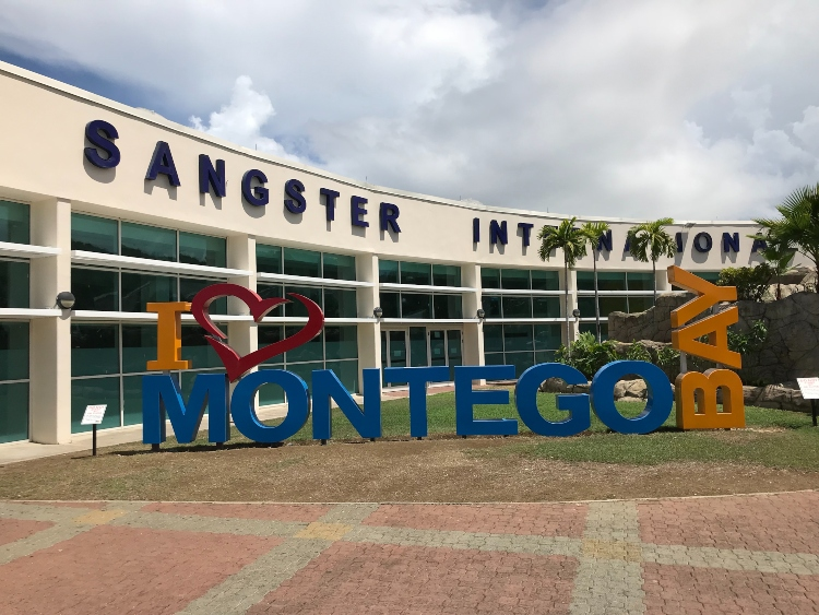Sangster International Airport in Montego Bay - Jamaica Travel Guide