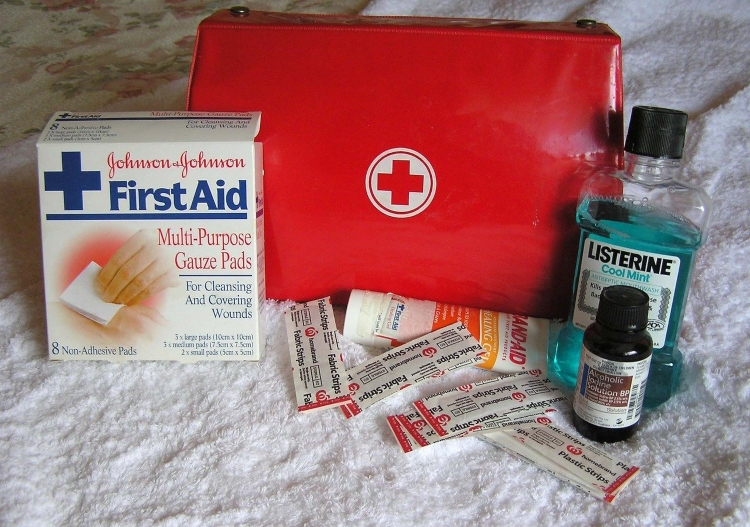 First Aid Kit, an essential item to add to your packing list for Jamaica