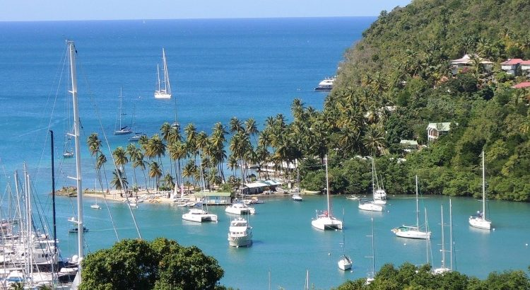 Marigot Bay - things to do in St. Lucia