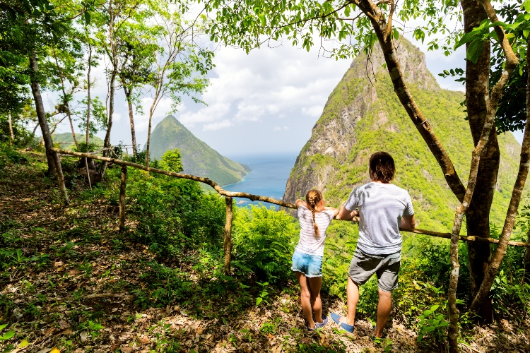 Tet Paul Nature Trail - Things to do in St. Lucia