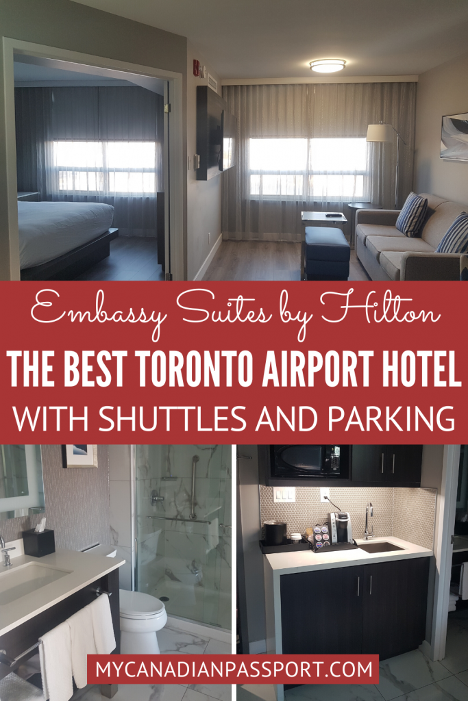 best hotels near toronto airport pin