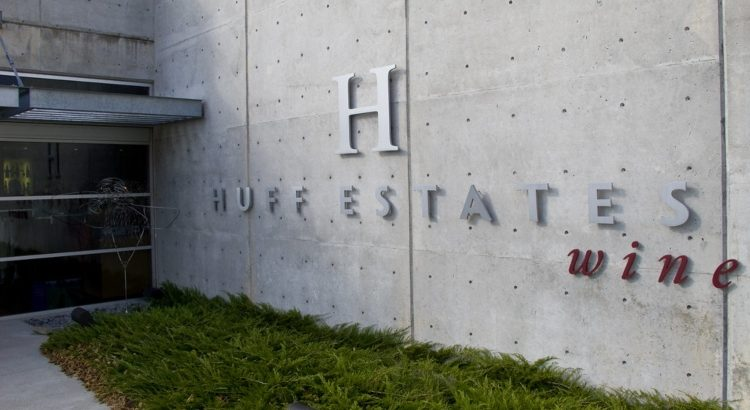 Huff Estates, another one of the best wineries in Prince Edward County